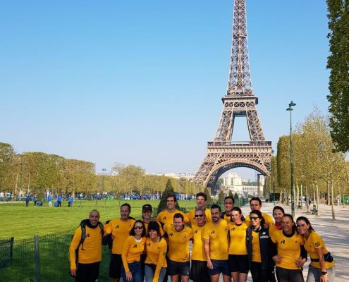 Maratona de Paris 2019 - MPR.FIT