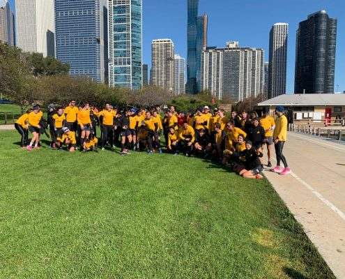 Maratona de Chicago 2019 - MPR.FIT